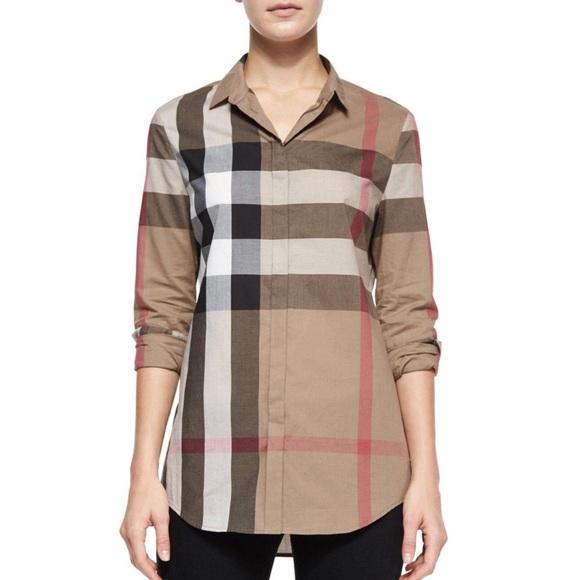 dd3845e313ff Women s Burberry shirt